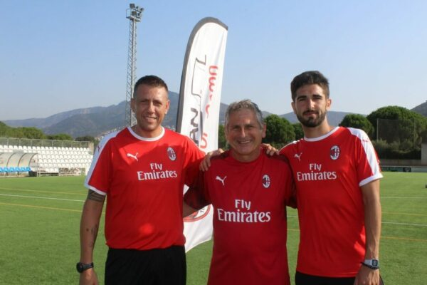 football-camp-coach-spain-milan