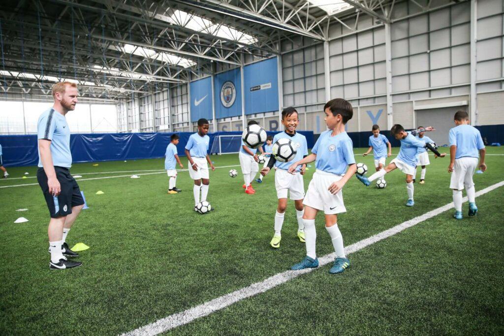 Football-camp-high-performance