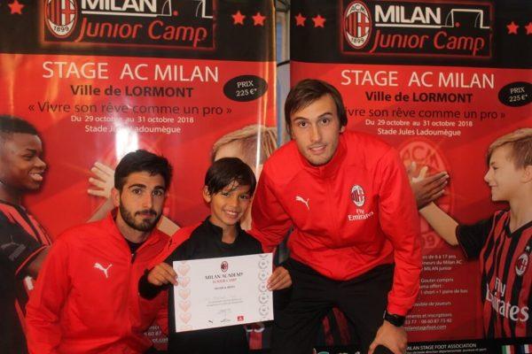 Soccer-Luxembourg-kids-AC-Milan