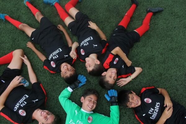 football-camps-Luxembourg-Milan-AC