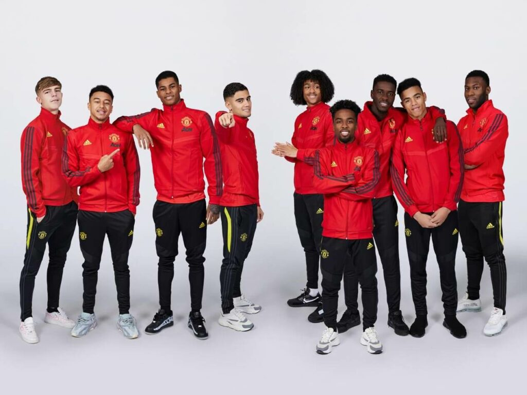Centre de formation-Manchester-united-academie