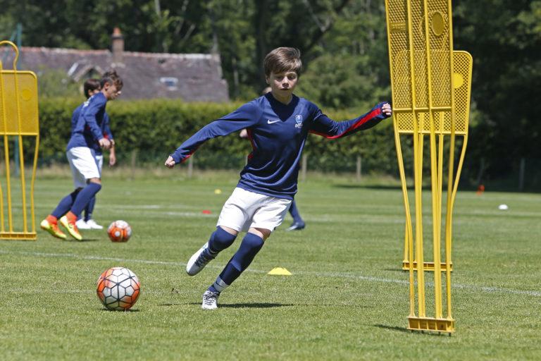 PSG Academy french academies