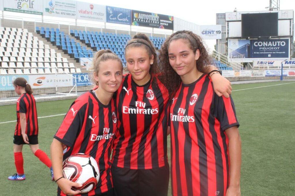 football-camp-for-girls
